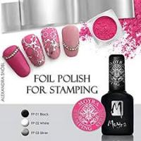 Moyra Stamping Foil Polish